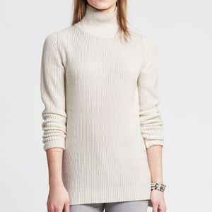 NWT Banana Republic Ribbed Pullover